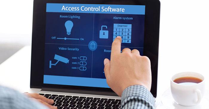 نرم افزار اکسس کنترل